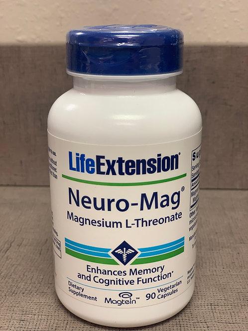 Life Extension Neuro-Mag 90 capsules