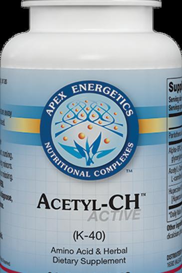 Apex Energetics Acetyl-CH active 90 caps