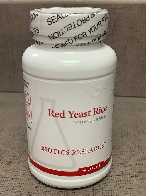 Biotics Research Red Yeast Rice 90 capsules