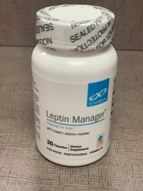 Xymogen Leptin Manager 30 capsules