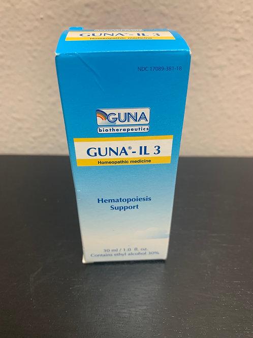 GUNA-IL 3 1OZ