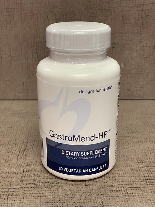 Designs for Health GastroMend-HP 60 capsules