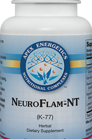 Apex Energetics NeuroFlam-NT k-77 90 caps