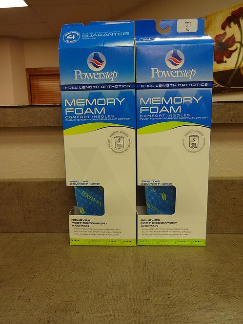 PowerStep Memory Foam