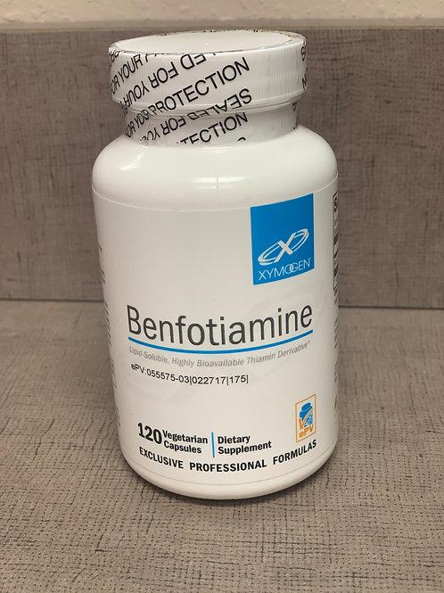 Xymogen Benfotiamine 120 Capsules