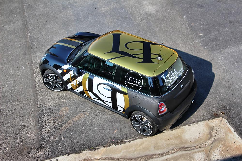 LT44 Mini Carwrap