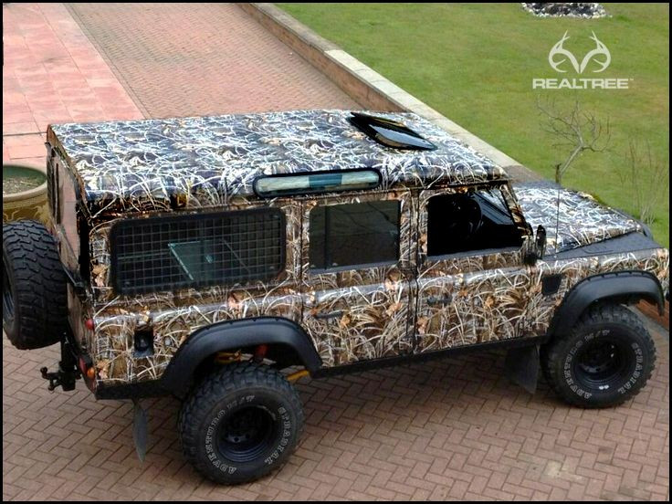 Realtree Defender Wrap