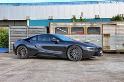 BMW i8 ADV1 wheels by BCSignature.be