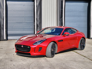 Jaguar F-Type BCS Hydro protection