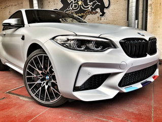 BMW M2 Competition - Xpel Stealth Protection