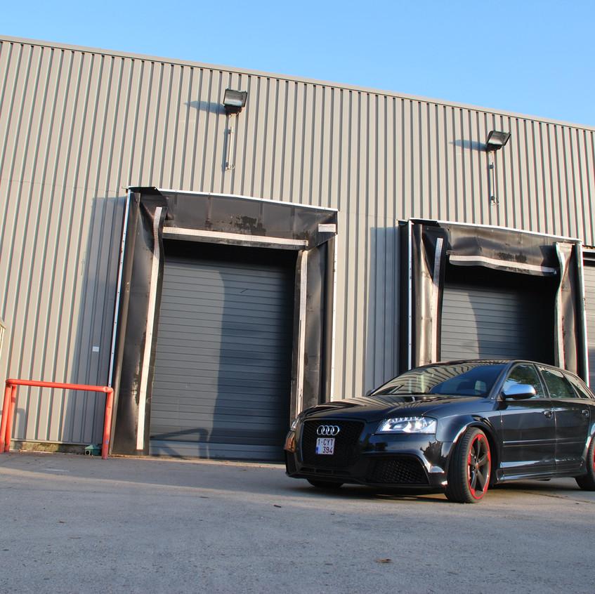 Audi RS3 BCS Shield