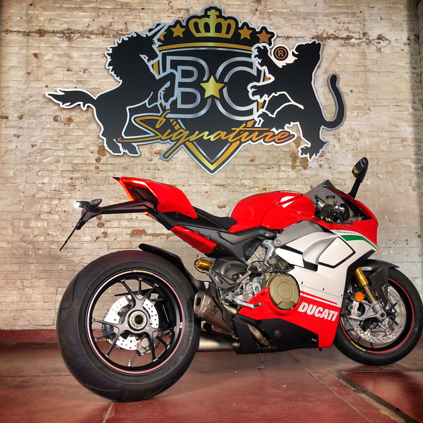 Ducati Panigale V4 Speciale Xpel