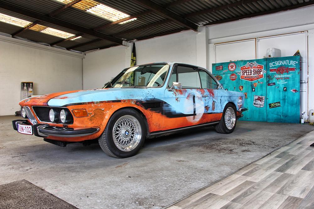 BWM Gulf Rust Wrap