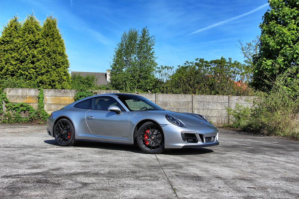 Porsche 991 GTS Xpel Protection