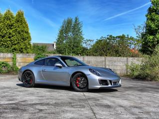 Porsche 991 GTS - Xpel Protection