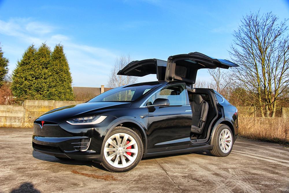 Tesla model X full Xpel protection