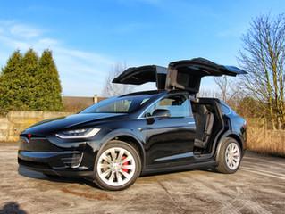 Tesla Model X - Xpel Protection