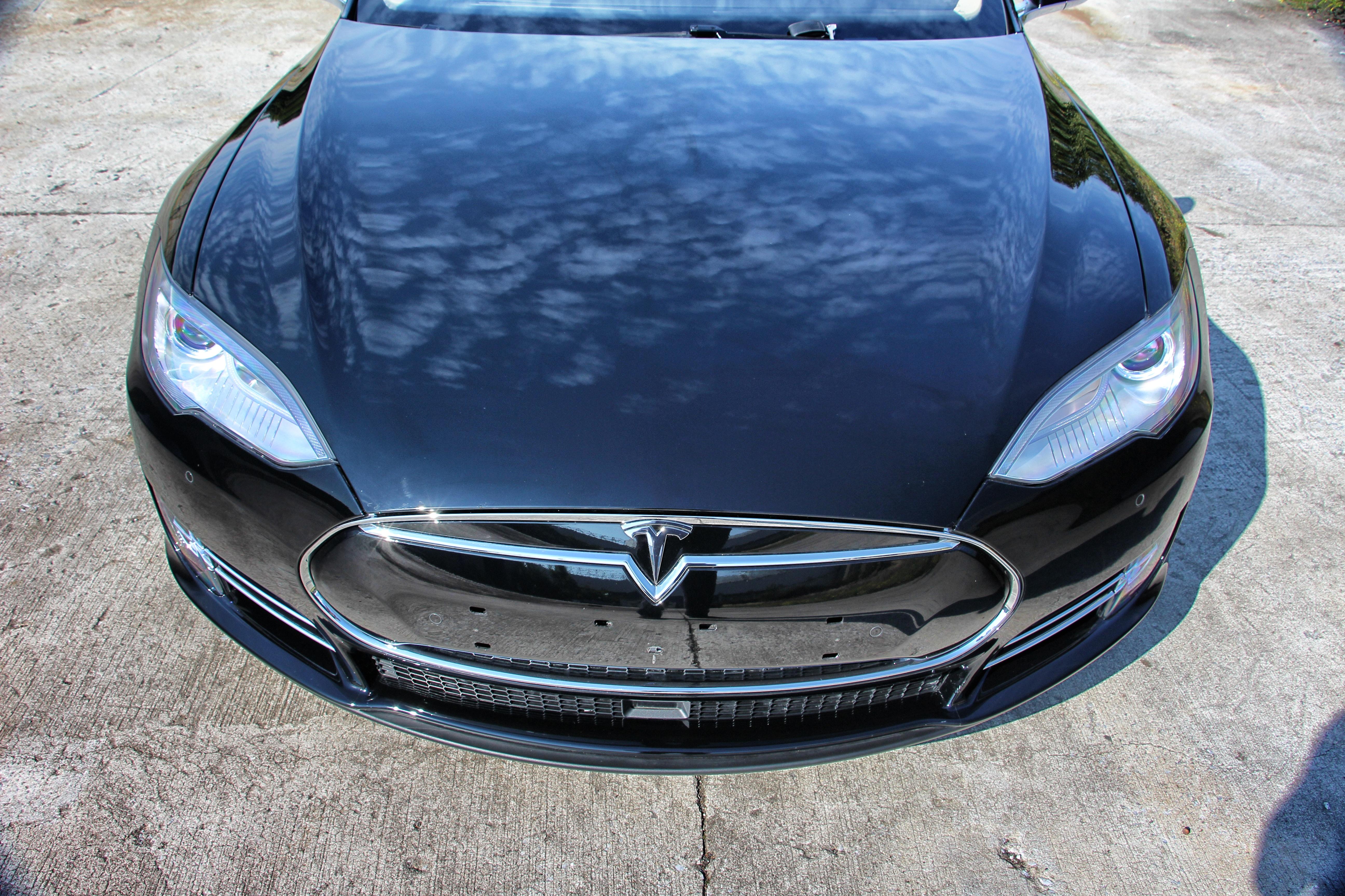 Tesla Model S Xpel paintprotection