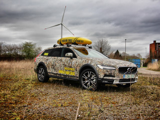 Volvo V90 Cross Country Get Away Wrap