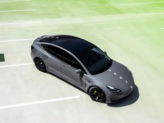 Tesla Model 3 - Wrap mogelijkheden.