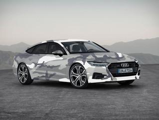 New Audi A7 Sportback Wraps
