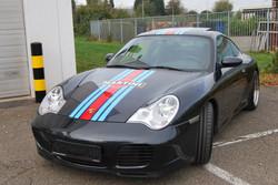 Porsche Martini striping