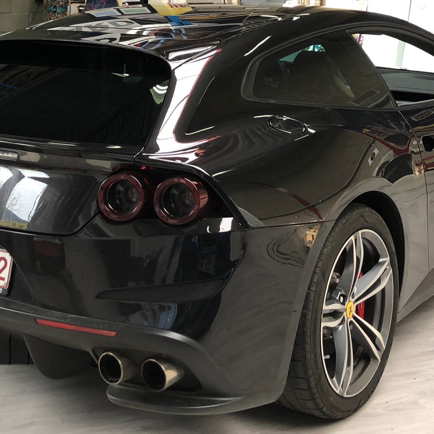 Ferrari GTC4Lusso Xpel protection