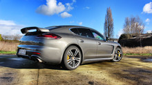 Techart Panamera Protection