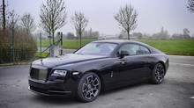 Rolls Royce Wraith Black Badge - BCS Shield wrap