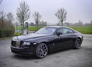 Rolls Royce Wraith Black Badge - BCS Shield wrap
