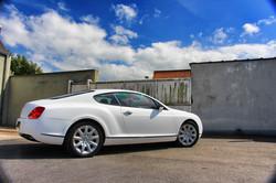 Bentley GT Continental Wrap