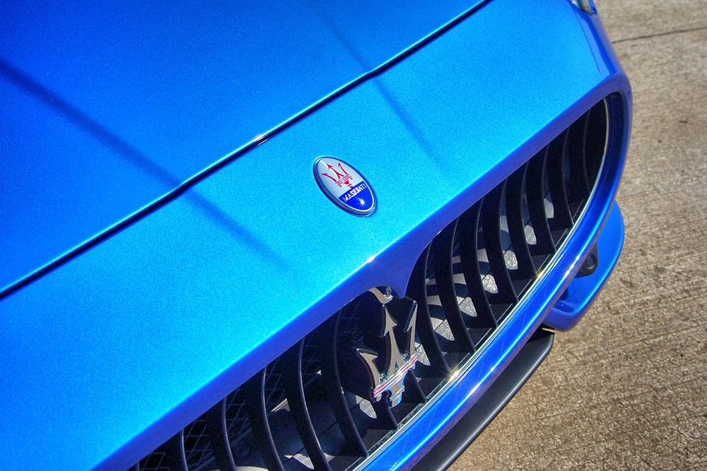Maserati GranTurismo Sport Xpel Protective Wrap by BCSignature.be
