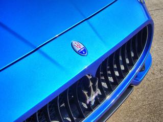 Maserati GranTurismo XPEL