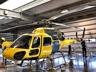 Eurocopter AS 355 Ecureuil  - Heli Wrap