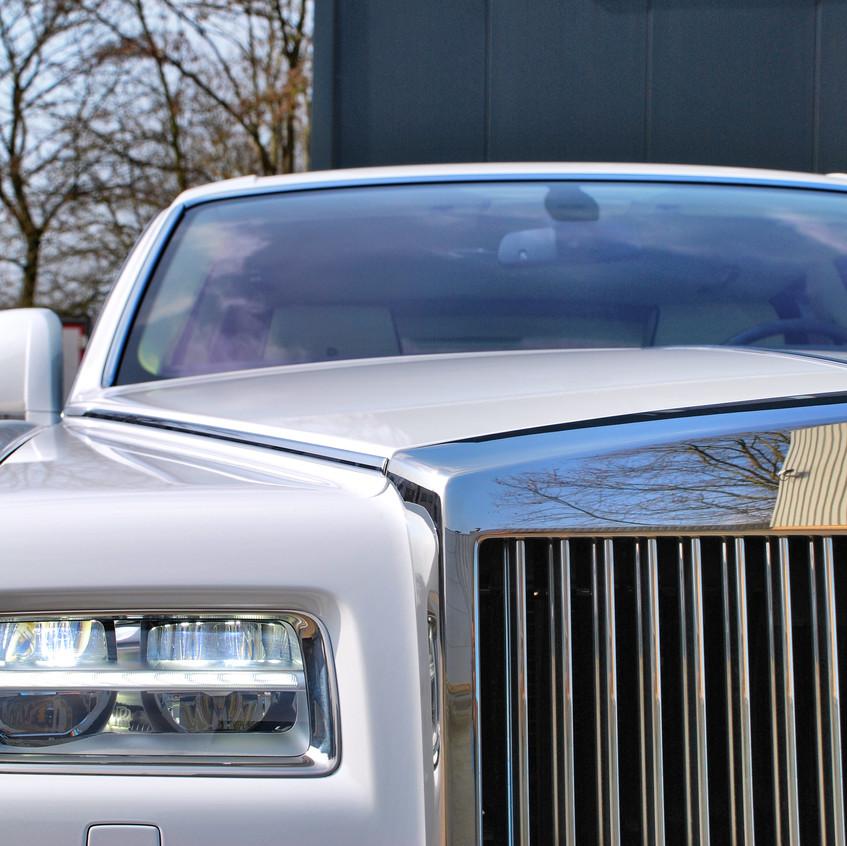 Rolls Royce Phantom Carwrap