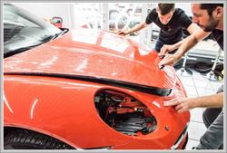 Porsche 991 Turbo S Xpel