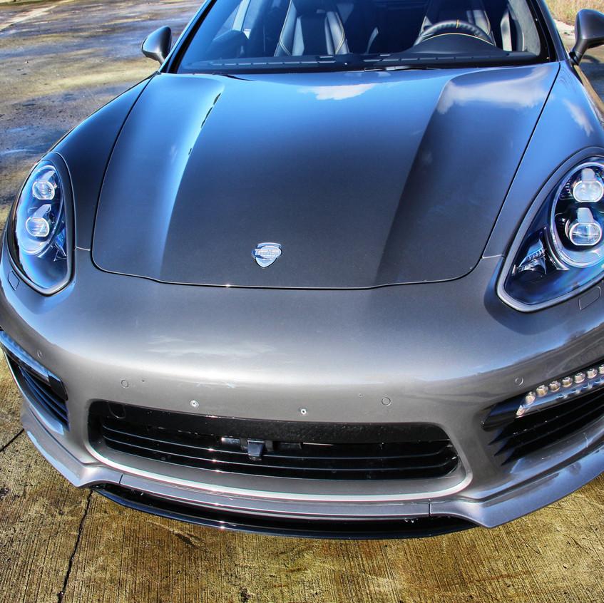 Porsche Panamera Techart Turbo S