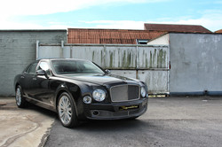 Bentley Mulsanne Xpel