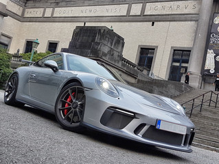 Porsche GT3 - BCS Hydro PPF