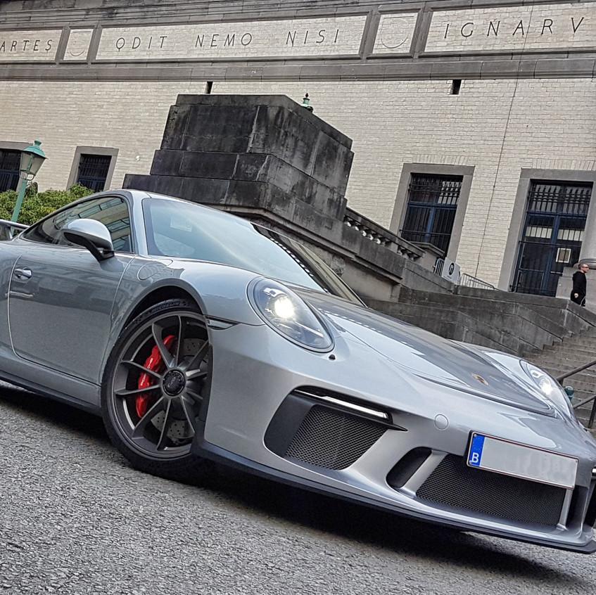 Porsche GT3 RS PPF BCS Hydro