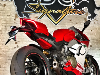 Ducati Panigale V4 Speciale Xpel Protection