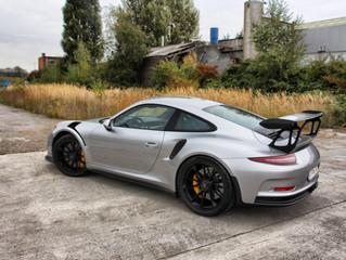 Porsche GT3 RS - XPEL Protection