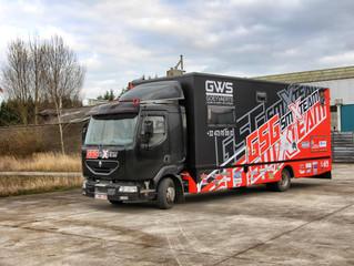 GSG Truck Wrap
