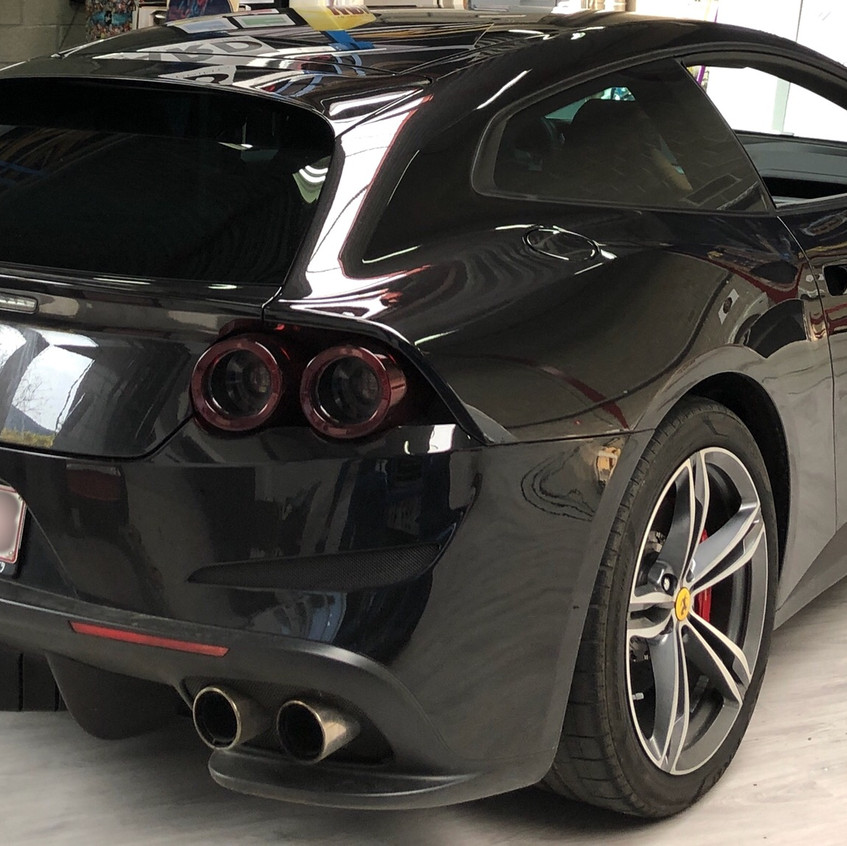 Ferrari GTC4Lusso Xpel protection0