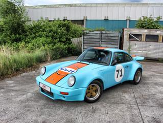 Porsche 911 - Gulf Livery