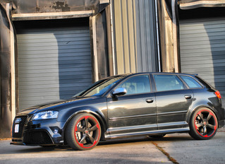 Audi RS3 - BCS Shield protection