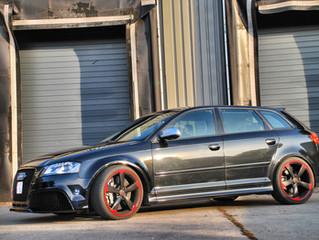 Audi RS3 - BCS Shield protection