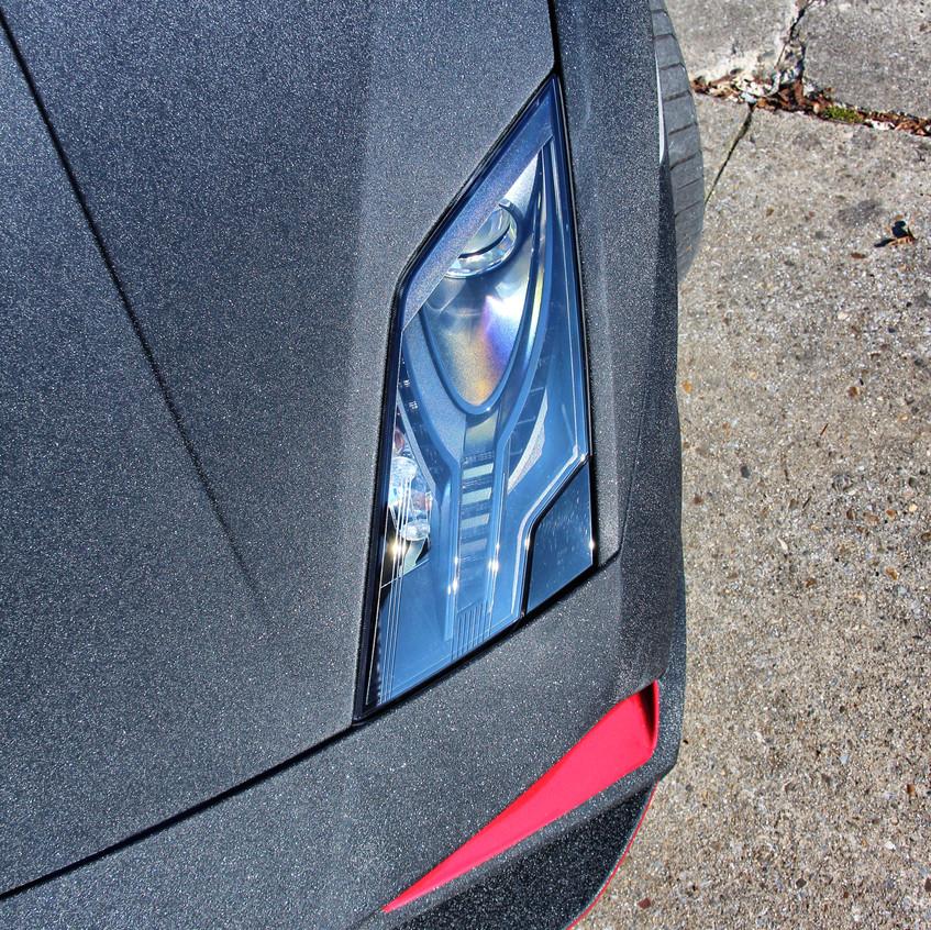 Lamborghini Gallardo Diamond carwrap