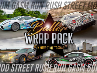 Baller Wrap Packs