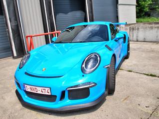Porsche GT3 RS - BCS Shield Protection